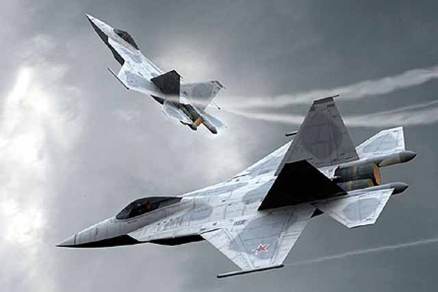 Sukhoi/HAL FGFA an Indian Stealth Fighter