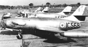 India used the Air Force to attack its own people