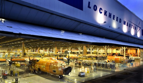 First Three C-130J Super Hercules for India Near Completion at Lockheed Martin Facility