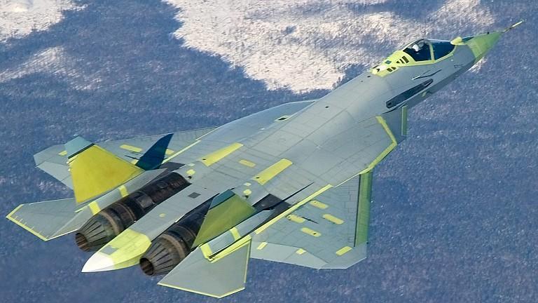 Naval variant of Sukhoi T-50 PAK FA