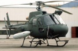 Eurocopter will showcase AS 550 C3 Fennec Helicopter in Aero India 2011