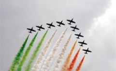 All eyes set for the spectacular commencement of Aero India 2011
