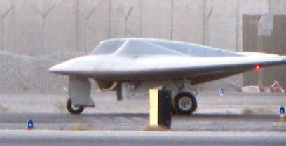 Lockheed Martin RQ-170 Sentinel still in top secrecy