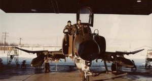 Ex-USAF pilot remembers his time during duty