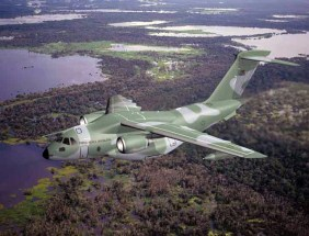 BAE Systems to provide Flight Controls for Embraer's KC-390 Aircraft