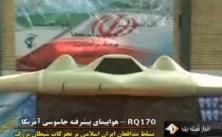 Iran displays captured US RQ-170 Sentinel