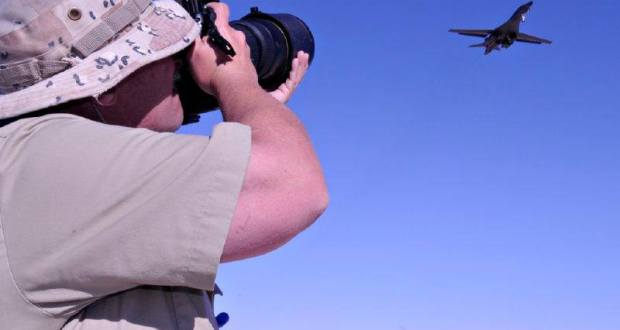 Interview with Military Aviation photographer Jim Mumaw