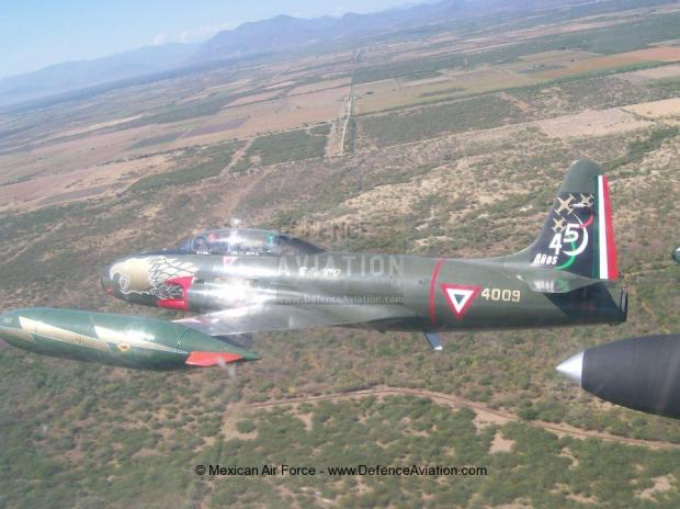 AT-33A_Mexican_Airforce