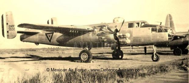 North-American-B-25J-Mitchell_mexican_airforce
