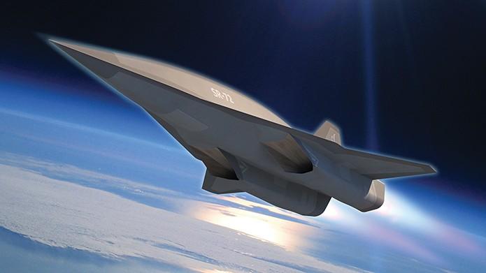 Lockheed Martin SR-72 Specification & Technical Data