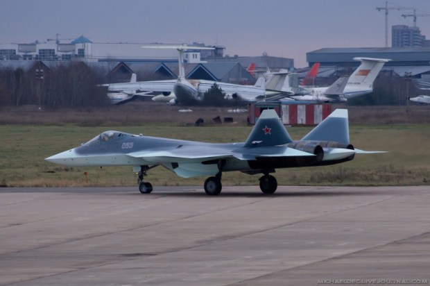 T-50_new_paint_job_taxing