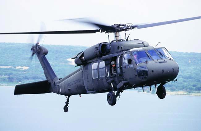 Sikorsky develops unmanned UH-60 Black Hawk