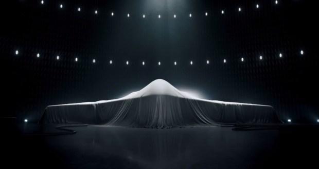 Did Northrop Grumman reveal The Next-Generation Bomber in Super Bowl Advertisement?
