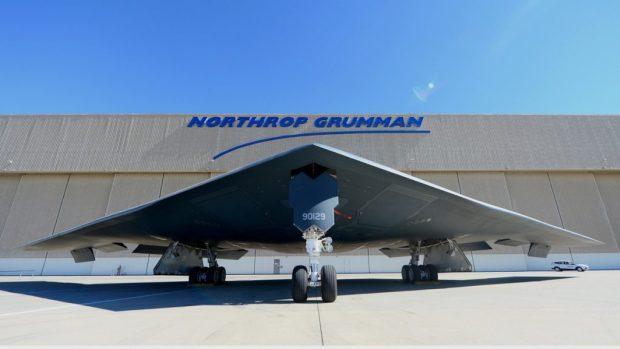 B-2_Spirit_Northrop_Grumman