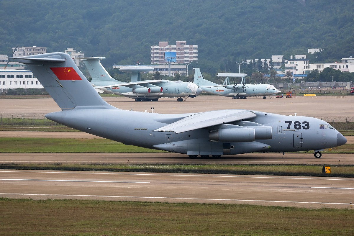 Xian Y-20 Specification & Technical Data