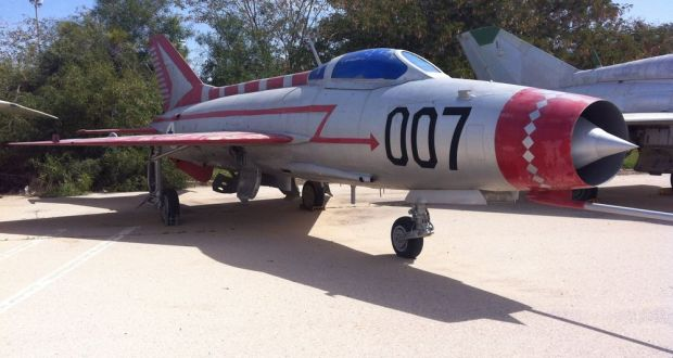Operation Diamond: The time Israel stole MIG-21 from Iraq