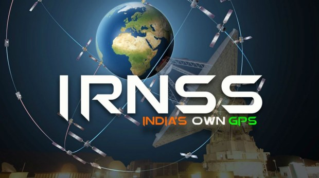 IRNSS or NAVIC of India