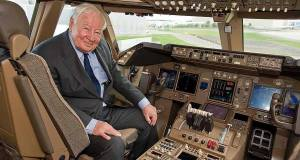 Joe Sutter: Father of Boeing 747, Dies at 95
