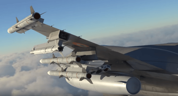 Weapon Systems of Lockheed Martin F-21