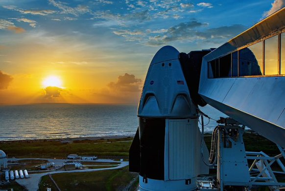 SpaceX Launch Delayed Due to Unfavorable Weather