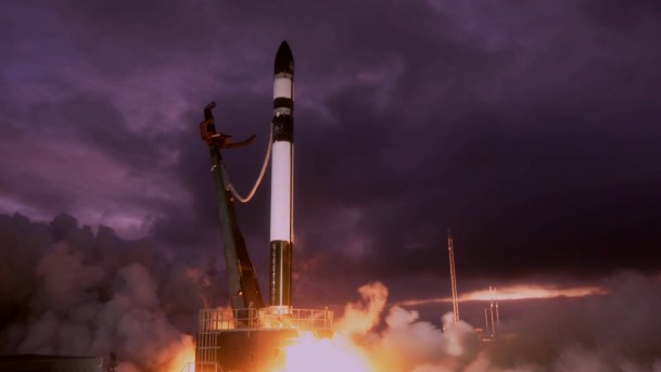 """Don't Stop Me Now"" Rocket Lab Launches 5 Satellites Into Orbit"