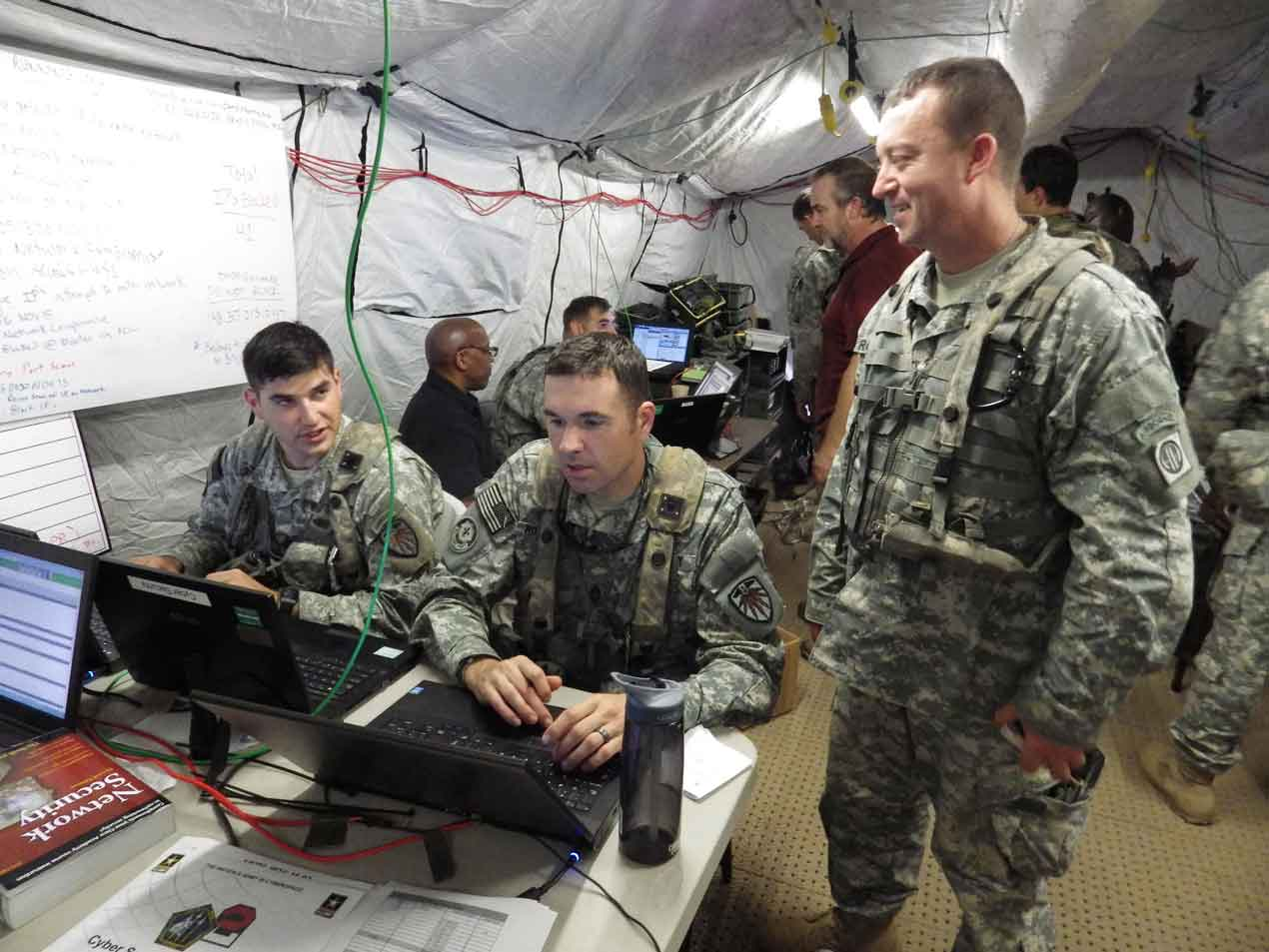 Western Militaries And Cyber Offensive Weapons