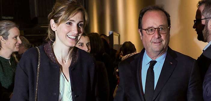 Rafale: Hollande's partner Jaulie Gayet linked with Anil Ambani 4