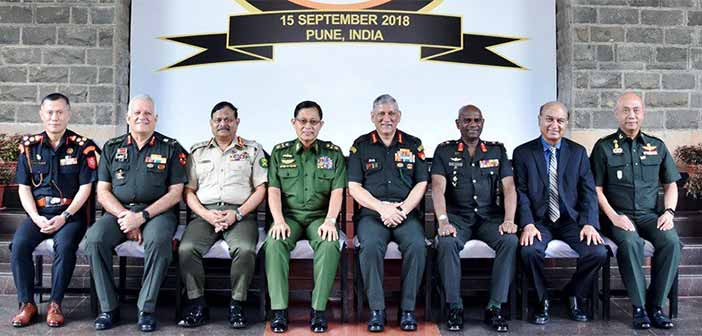 First ever military exercise of BIMSTEC nations conducted in India 2