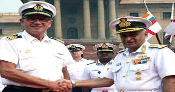 German Navy Chief holds discussion with Indian military leadership 36