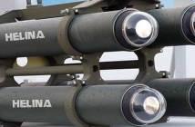 DRDO HELINA Heli Nag Anti Tank Guided Missile