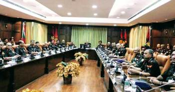Indian army discusses rightsizing and restructuring issues 2
