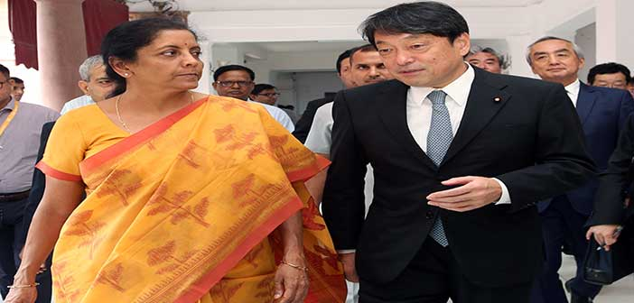India, Japan to hold military exercise Dharma Guardian in November 18