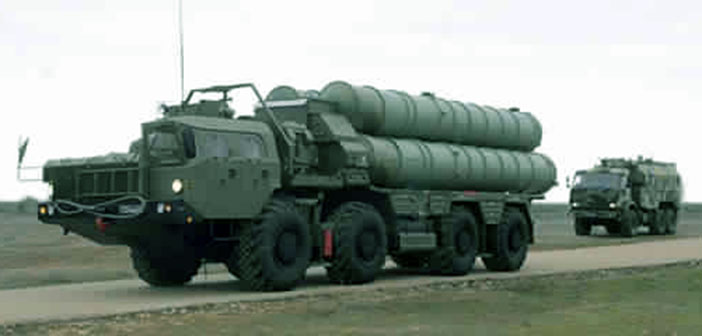 Talks with Russia for S-400 Triumf almost complete: India 1