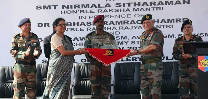 India inducts artillery guns after 30 years; M777, K9 Vajra given to army 2