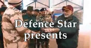Prime Minister Modi celebrates Deepawali with Army Jawans 1