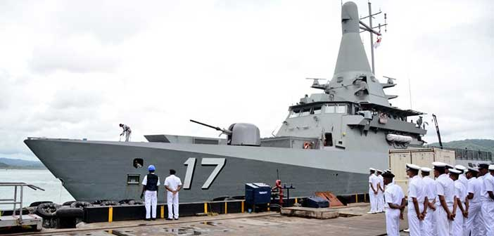 India-Singapore to start new trilateral naval exercise with Thailand 2