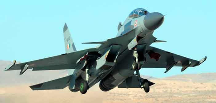 Photo: IAF India France Garuda Exercise