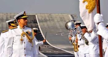 Indian Navy, Rear Admiral Sanjay Jasjit Singh, Western Fleet, Sword Arm of Indian Navy, Sunil Lamba, MA Hampiholi