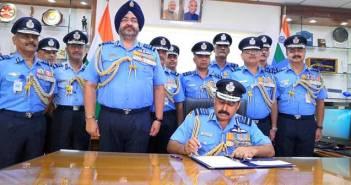 New Air Force Chief RKS Bhadauria