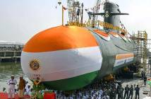 Indian Navy Submarine