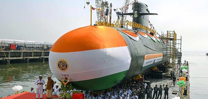 Indian Navy Submarine