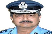 IAF Air Marshal VR Chaudhary