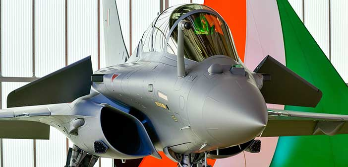 Photo: IAF Indian Air Force Rafale