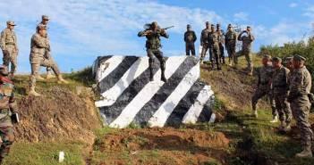 Indian Army KazInd Military Exercise