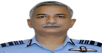 Air Marshal D Choudhury, IAF