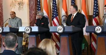 India US 2+2 Dialogue