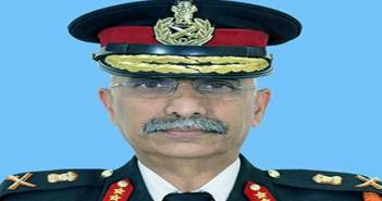 Lt General MM Naravane
