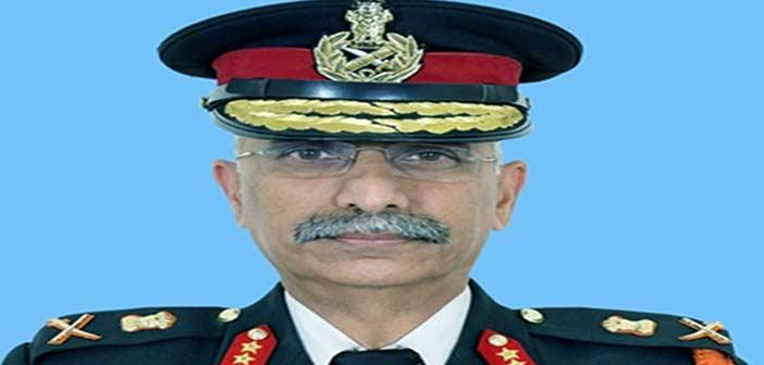 Lt General MM Naravane