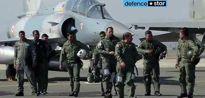 IAF Chief RKS Balakot