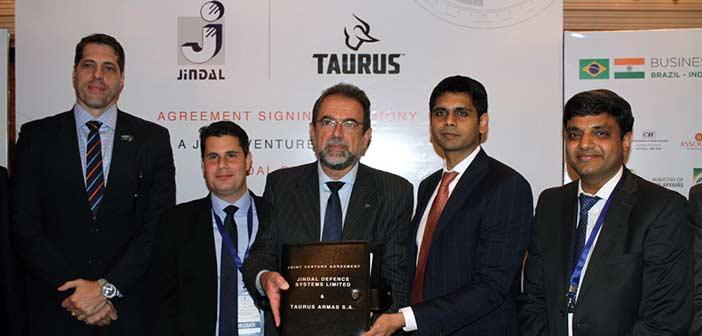 Jindal Defence Taurus Armas